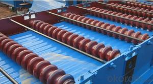 High quality corrugated roofing sheets roll forming machine