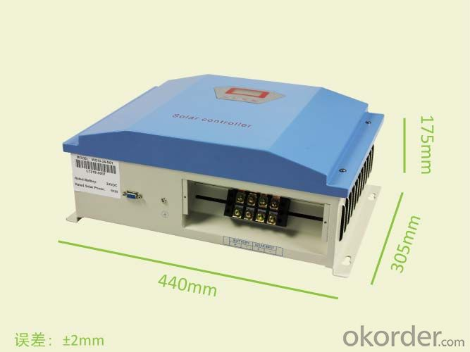 Solar Charge Controller 10KW-MPPT Charging Function