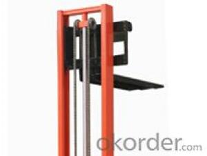 STACKER PRODUCT SERIE - Double masts hand stacker SFH series