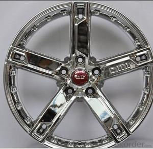 Alloy Wheel Rim for all car with  High Performance 5 Hole