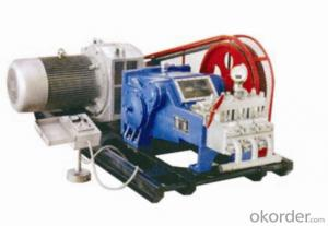 BZW Type Coal Mine Water-injection Pump With Explosion-proof Motor