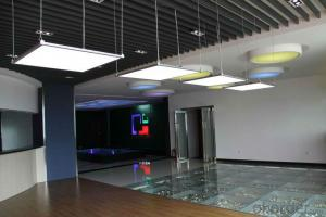 LED PANEL LIGHT HIGH BRIGHTNESS WITH RA80 30X120CM 42W