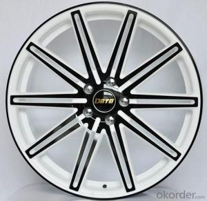 Aluminum Wheel Rim for all car with 10 Spoke