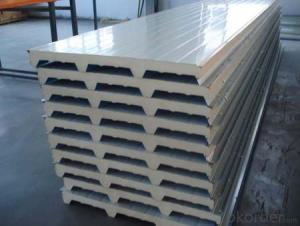 EPS Roof Sandwich Panel/Polystyrene Foam Sandwich Roof
