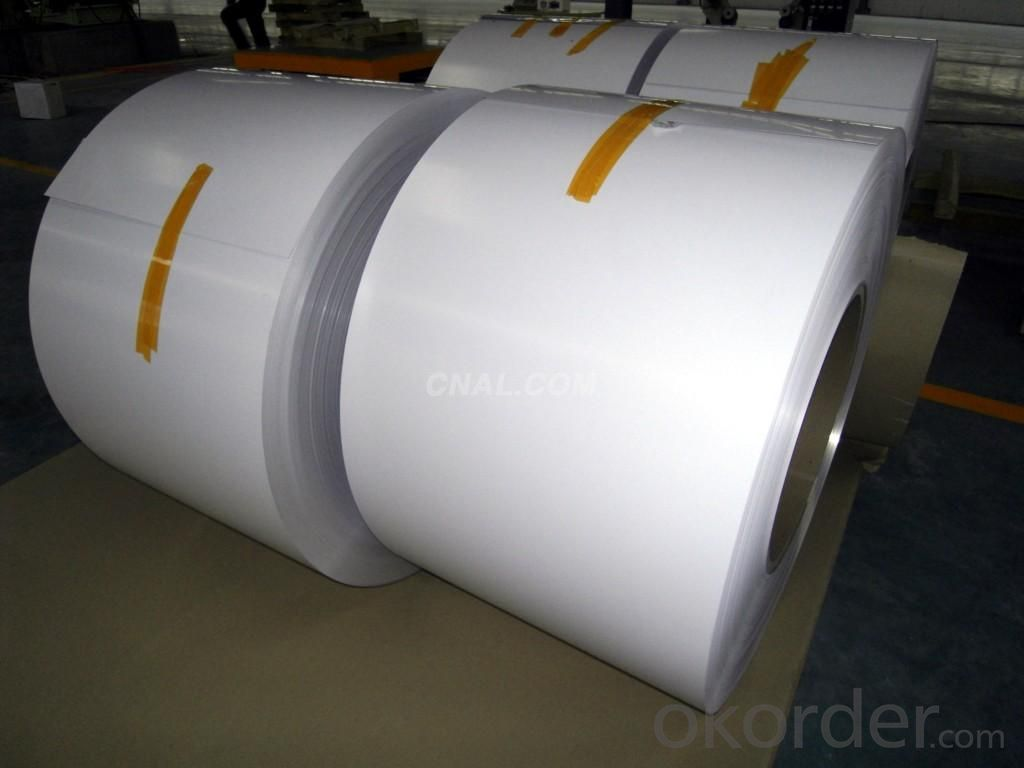 Prepainted Steel Coil in Good Condition