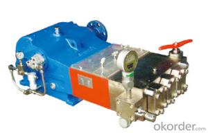 3D3Q-S Type Ultra High Pressure Plunger Pump