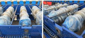 Corrugated Sheet Machine  from CNBM Different design