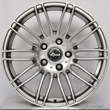 Aluminum wheel rim for all car New style