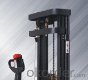 CDD16-360 / 1.6T Electric Pallet Stacker