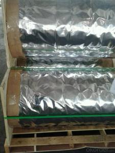 Aluminum Foil Facing, Double Sided Woven Foil for Roofing Insulation, Wall Insulation, Sarking Insulation