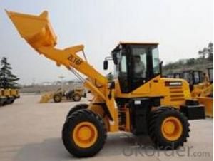 Wheel loader  -  5.0 Ton Wheel Loader ZL50G