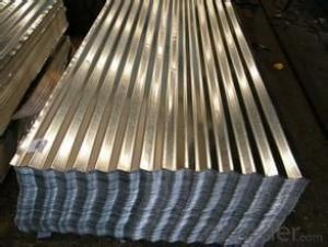 Galvanized Corrugated Steel Sheet with Best Quality