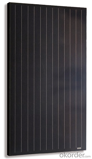 Monocrystalline Solar  Module Black SM572-195