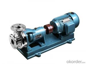 CM Series End Suction Centrifugal Water Pump