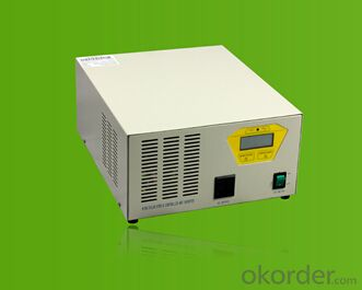 Wind Solar Hybrid Controller With Inverter