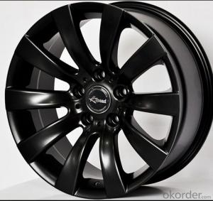 Aluminum wheel rim for all car Good quality