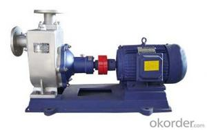 Hot Sale ZX Self-Priming Centrifugal Pump