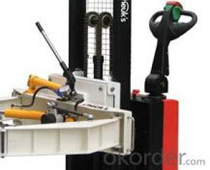 Manual(power)-Clamp CH01 - special designed for stacker