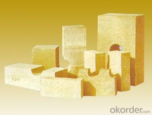 Silica brick of light weight