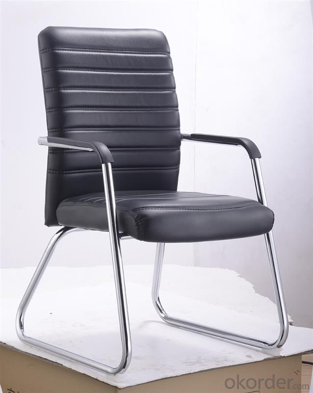 Meeting Chair Eames ChairsGenuine /PU Leather Professional Office Chair with CE certificate CN13