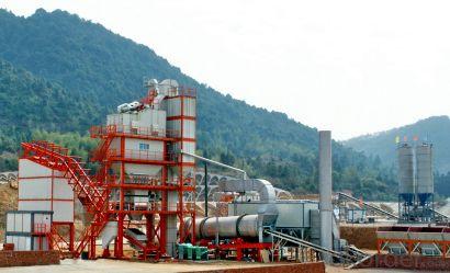 240Ton/Hour Asphalt Mixing Plant  LB3000