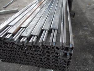 Cold drawn C type steel, C shape