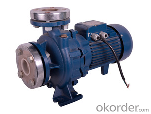 EN733 (DIN24255) Monoblock Centrifugal Water Pump