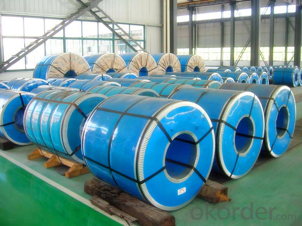 Stainless Steel Coil 201 Hot / Cold Rolled Coil Narrow / Wide