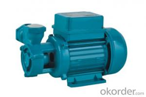 QB60 & PK60 Series Self-priming Water Pump