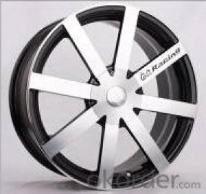 Wheel Aluminium Alloy Model No. 805 for the best quality performance