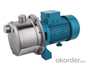 JET-SS Water Pump Stainless Steel Impeller & Body
