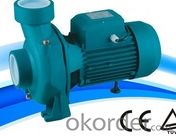 5hp Centrifugal Water Pump Single Stage High Efficency