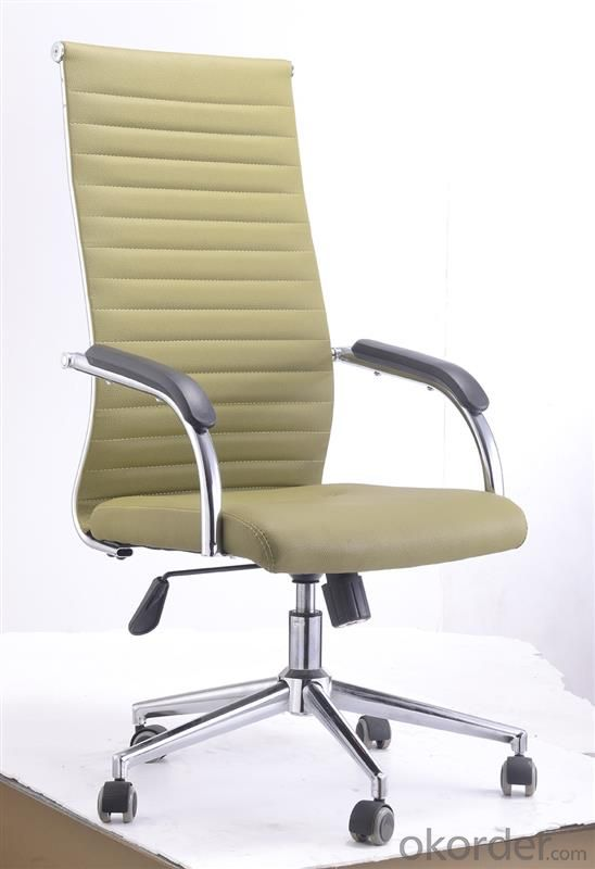 Eames ChairsGenuine /PU Leather Professional Office Chair with CE certificate CN11