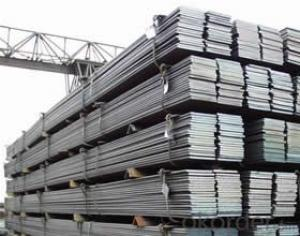 Hot rolled flat bar; flat steel
