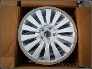 Wheel Aluminium Alloy Model No. 709 for the best quality performance
