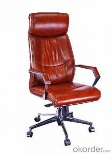 Eames ChairsGenuine /PU Leather Professional Office Chair with CE certificate CN03