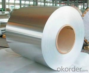 Stainless Steel Coil 201 Hot / Cold Rolled