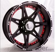 Wheel Aluminium Alloy Model No. 711 for the best quality performance
