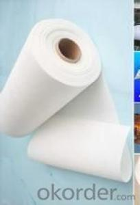 Thermal Insulation Refractory Ceramic Fiber Paper for Boiler