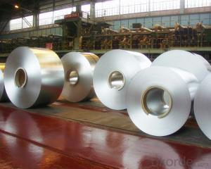 Stainless Steel Coil Hot / Cold Rolled Coil 201 Coil