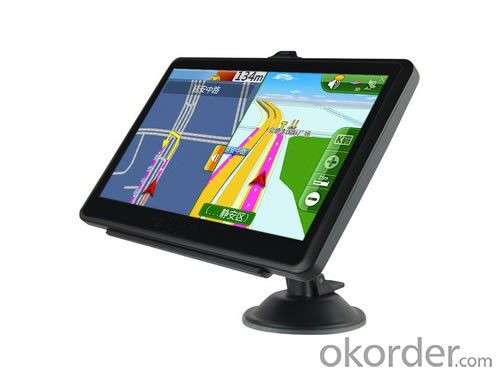 7 Inch GPS Navigation, 8GB RAM, BT, 800*480 HD Screen