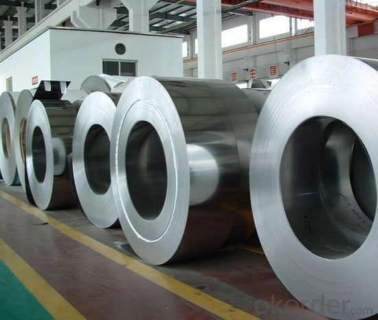 Hot / Cold Rolled Stainless Steel Coil 201