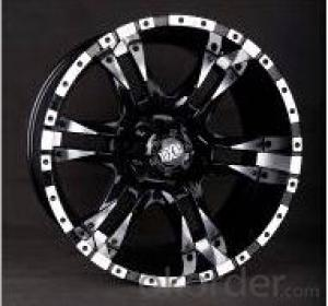 Wheel Aluminium Alloy Model No. 710 for the best quality performance