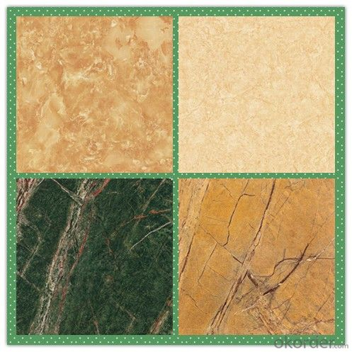 600*600 Polished PorcelainTile floor tiles from CNBM Group