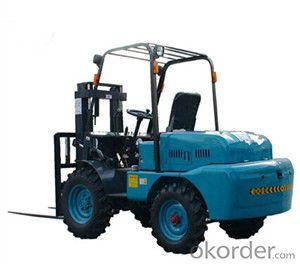 Agriculture Forklift 1Ton Fork lift Diesel