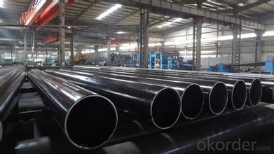 API SPEC 5 Lhigh frequency welded pipe ERW
