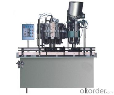 BGF series beer pressure filling & sealing 2 in 1 monobloc