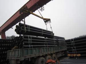 DUCTILE  IRON PIPES  AND PIPE FITTINGS K7 CLASS DN350