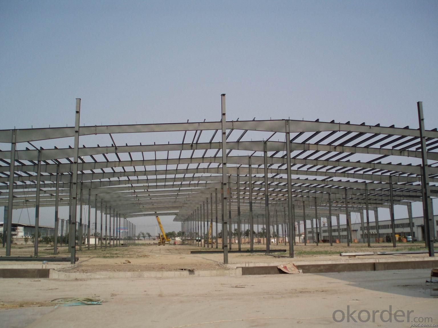 Prefabricated Steel Structure Warehouse Projects