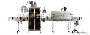 Automatic Sleeve Label & Shrink Machine CY-100